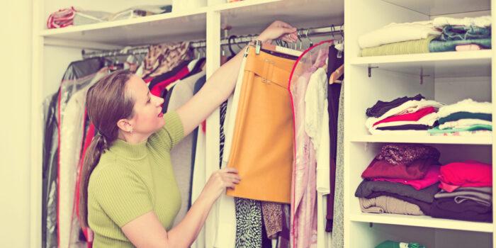 A Guide To Closet Organizers
