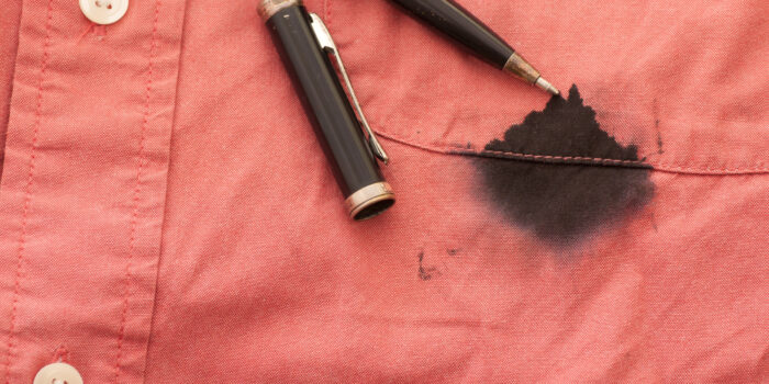 Easy Methods To Remove Ink Stains Efficiently