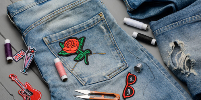 The Beginners Guide To Using Embroidered Patches